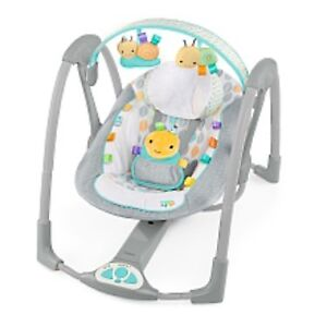 Battery Operated Portable Swing