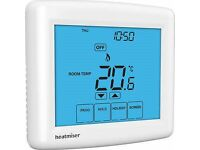 Heatmiser Touch Model PRT-TS - Programmable Touch ScreenThermostat 230V