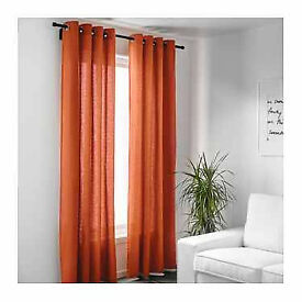 Curtains Mariam Ikea 145x300 BRAND NEW
