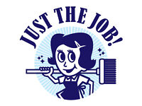 Do you need a reliable, professional cleaner? Then give us a call at Just the Job Services