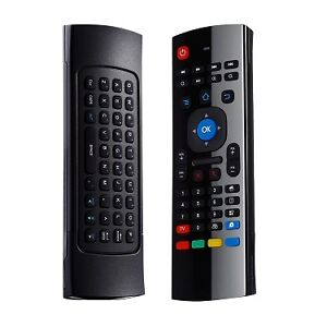 Dual Side Wireless Keyboard + Fly Air Mouse + Remote Control $30