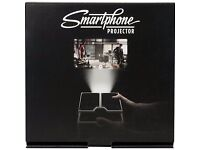 Smart Phone Projector (Brand New)