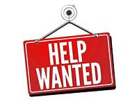 **Electrician needed**