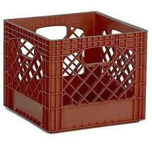 Wanted: Milk Crates