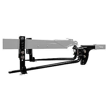 Reese Pro Series 49911 Pro Series Round Bar Weight Distribution Kit 6000 -