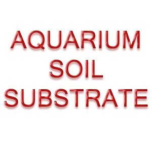 AQUARIUM SOIL SUBSTRATE FOR AQUARIUMS WITH PLANTS **NOT GRAVEL**