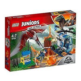 New Lego juniors Jurassic