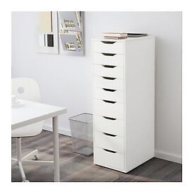 Ikea Alex chest of 9 drawers - perfect condition