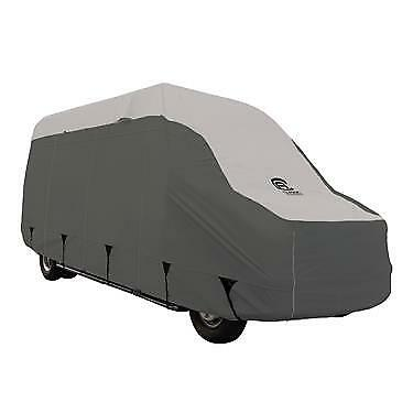 80-438-151001-RT Classic Accessories RV Cover For Class B Motorhomes