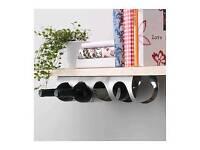 Ikea 'Vurm' wine bottle rack