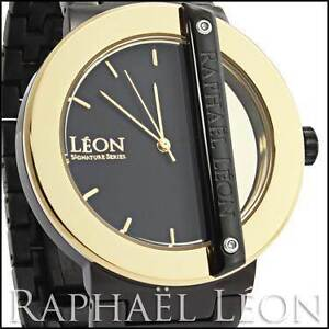 Raphael Leon SIGNATURE SERIES II 18K Yellow Gold Diamond watch Craigieburn Hume Area Preview