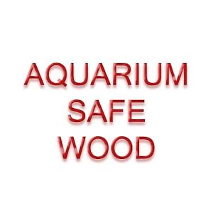 AQUARIUM SAFE WOOD - CREATE A LANDSCAPE