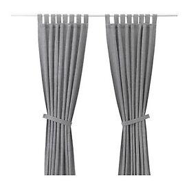 3 curtains