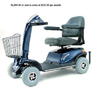 """"""" Rent To Own Rascal Mobility Scooters in Stock or Buy Cambridge Kitchener Area image 2"""