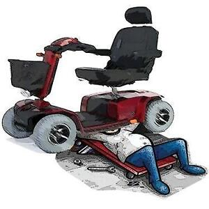 We Fix Mobility Scooters and Electric Wheelchairs - Call For A Quote