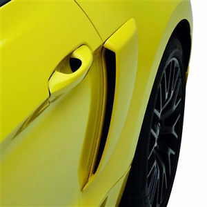 2015-2017 Mustang Side Fender Scoops brand new
