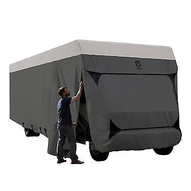 80-441-181001-RT Classic Accessories RV Cover For Class C Motorhomes