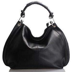Italian Leather Hobo Handbags