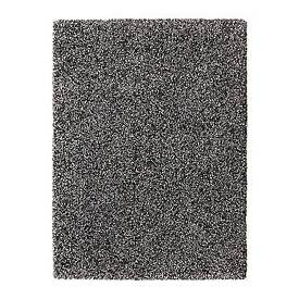 Great high pile ikea rug
