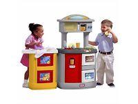 Little tykes play kitchen (used)