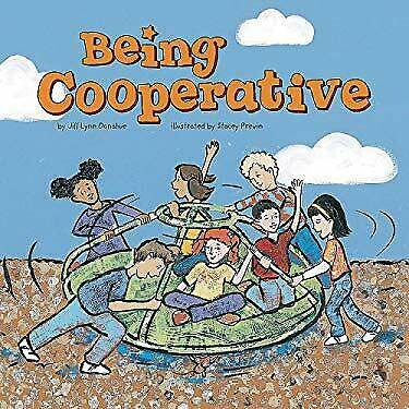 Being Cooperative By Donahue, Jill Lynn