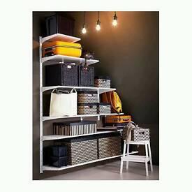 Ikea shelving unite ALGOT free delivery