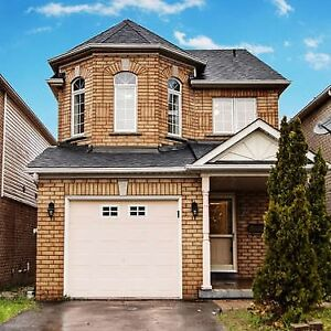 Ajax Home for Rent 3 Bedroom 2 Storey Detached Salem & 401