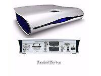Sky Basic Satellite Receiver Digibox