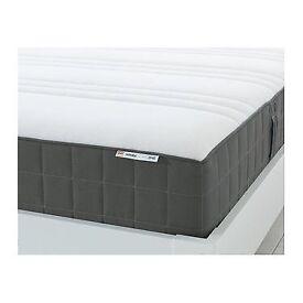 Double Pocket sprung mattress