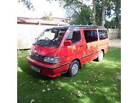 Toyota Hiace 2.4L Diesel Automatic Campervan Day Van