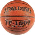 Spalding Leather Basketball
