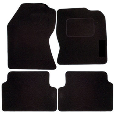 Quality Carpet Tailored Car Mats To Fit Ford Focus 98-04