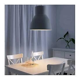 Ikea hektar pendant light