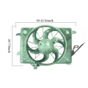 Brand New Electric Radiator Fan for your Classic Car/Truck