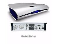 Sky Basic Satellite Receiver