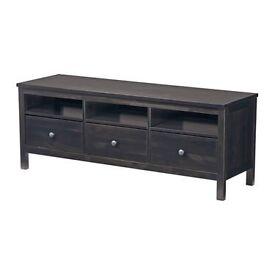 IKEA Hemnes TV Unit Black
