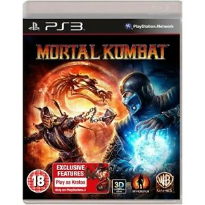Mortal Kombat 9 PS3 (Sony PlayStation 3) Brand New
