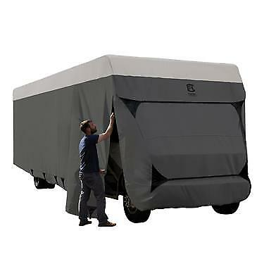80-440-171001-RT Classic Accessories RV Cover For Class C Motorhomes