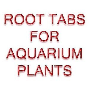 Root Tabs for Aquarium Plants