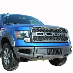 Paramount Restyling 41-0158 Chrome Grille - Raptor - Honeycomb