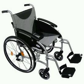 Z-tec wheel chair