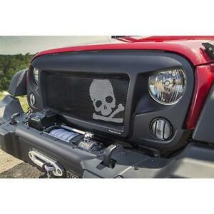 Rugged Ridge Spartan Grill Jeep Wrangler JK 2007-2016 Grille