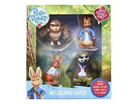 ISO Beatrix potter Peter rabbit and friends figures