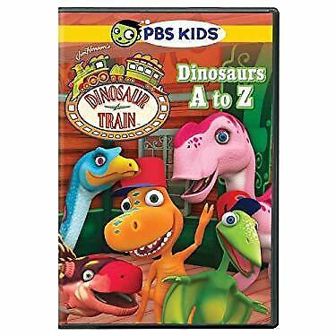 Dinosaur Train: Dinosaurs A to Z](Dinosaur A To Z)