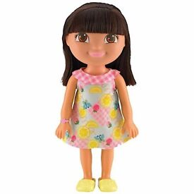 Dora Doll Picnic Adventure Fisher price BRAND NEW BOXED