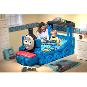 Little Tikes Thomas the Train Toddler Bed Peterborough Peterborough Area image 1