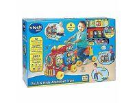 BNIB Vtech Push and Ride Alphabet Train - baby/toddler toys christmas