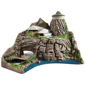 Thunderbirds Interactive Tracy Island