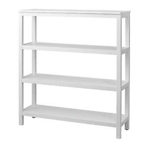 IKEA Hemnes Shelving Unit - White