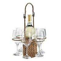 Wine & Glass Carrier Cambridge Kitchener Area Preview